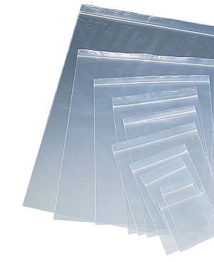 18X24 2 Mil Clear Reclosable Bags, 500 Bags