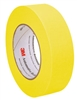 "3M Yellow Refinishing Tape, 2"" 1 Sleeve of 6"