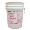 5 gallon sturdy bucket, OSHA-compliant labeling,