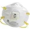 3M Particulate Respirator 8210V, N95 with 3M Cool Flow Value