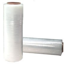 "15"" x 1,500' 80ga Stretch Wrap Film, 1 roll"