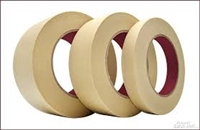 24MM x 55M utility masking tape, 9 Per sleeve