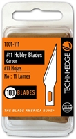 #11 Hobby Blades Pack of 100