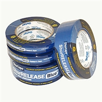 36MM x 55M 14 day Blue Tape, 6 per Sleeve