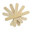 "Sterile Tongue Depressers, Wood, 6"", 100 Per Box"