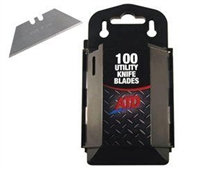 Utility knife Blades 100/pack