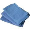 "15"" x 25"" Blue Huck Towels - Pack of 100"