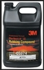 3M 05974 Perfect-It II Rubbing Compound  - 1 GAL