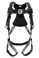 Miller Revolution Harnesses with DualTech Webbing w/ quick-connect legs