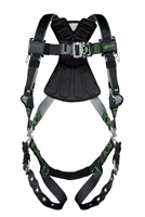 Miller Revolution Harnesses with DualTech Webbing w/ tongue-buckle legs