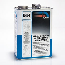 USC Wax, Grease, and Silicone Remover, Gallon, Each