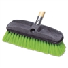 "Rubbermaid Green Truck Wash Brush, 10""L x 2-3/4""W, 1 each"