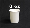 8 OZ White Mixing Cup 100/case