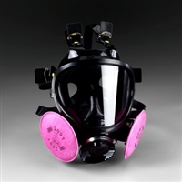 Analytical Professional Full Face Facepiece Respirator For Painting Spraying Work Safety Masks Prevent Organic Vapor Gas Drop Shipping To Have A Unique National Style Festive & Party Supplies Event & Party
